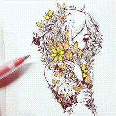 Flores (artista desconocido)