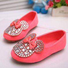 Barnskor - 2014 hot selling shoes kids sneakers princess shoes girl single shoes dance leopard sneaker - Hos www.shoelovers.se