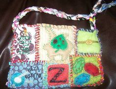 "Adorable ""Teesha Moore"" style bag - Legend of Zelda theme."
