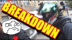 Another BreakDown!?! #Cruiserlife?