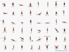 Learn how to gym in one gif