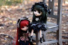 Jessika @Jussipakkinen doll Pullip Cheshire CatGarona Pullip Chill Chill, Kitty, Punk, Dolls, Cats, Anime, Gatos, Kitten, Kitty Cats