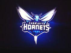 New Charlotte Hornets logo