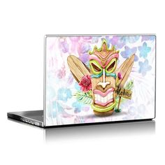 Αυτοκόλλητο laptop Aloha Laptop Stickers, Accessories