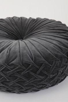 Super plush floor pillow looks so fun and comfortable!!!