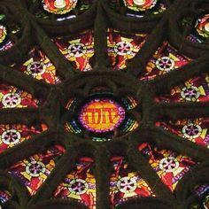 St. Martin's Cathedral Arlon, Belgium #Tetragrammaton #Jehovah #Yahweh #Godsname #DivineName #Bible