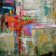 'Afflatus' painting by Elizabeth Chapman