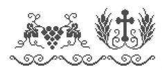 RL016 Diy And Crafts, Angels, Cross Stitch, Faith, Cross Stitch Embroidery, Embroidery, Crosses, Seed Stitch, Punto De Cruz