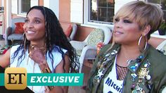 On Set of TLC's New Music Video: How T-Boz and Chilli Keep Left Eye's Memory Alive
