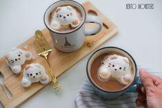 Cat Marshmallow recipe