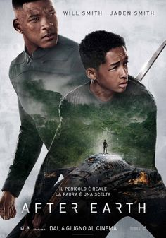 After Earth (6/06) This was a really good movie-Jade n seemed more mature and his acting was impressive