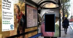 A new kind of outdoor advertisement is being tested on Oxford Street in London's West End. The interactive advertisement uses a high-definition camera to scan pedestrians and id...