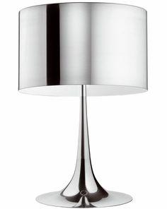 FLOS Spun Light T1 Polished Aluminium