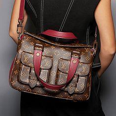 맨하탄 Monogram in 여성's 핸드백 collections by Louis Vuitton