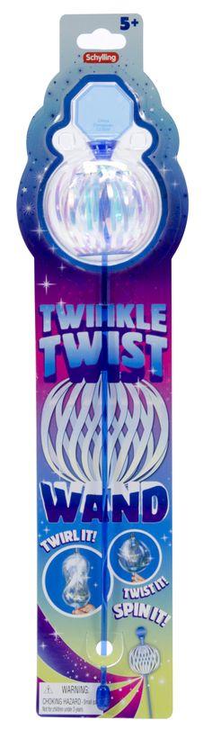 Twinkle Twist Wand from Schylling  schylling.com