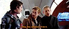 """….so Snart tends to stand out as the only person who gets shit done without ruining everything. 