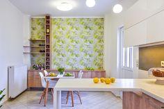 Freshness, joy and color: interior design by Elina Dasira