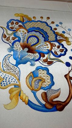 Блог Андреевой Розы: Персидский цветок