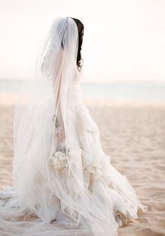 """ [by Lacie Hansen] "", mariée, bride, mariage, wedding, robe mariée, wedding dress, white, blanc"
