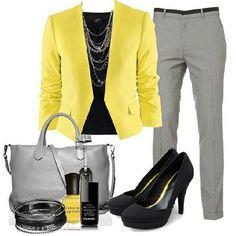 Love the color combination
