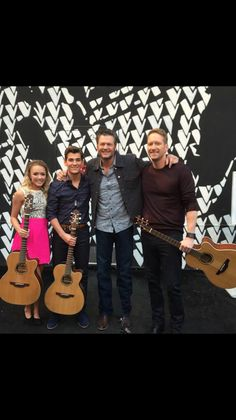 Teamblake & new guitars