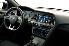 Hyundai 2015 Sonata Sport 2.0T All New Interior Aesthetic