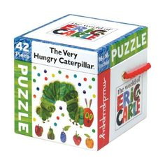 World of Eric Carle(TM) The Very Hungry Caterpillar(TM) Cube Puzzle (42 pc)