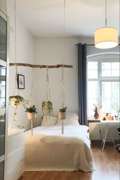 Room Ideas Bedroom, Home Bedroom, Bedroom Decor, Bedrooms, Aesthetic Room Decor, Cozy Room, Dream Rooms, My New Room, House Rooms