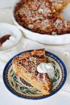 Hummus, Cereal, Breakfast, Ethnic Recipes, Food, Morning Coffee, Essen, Meals, Yemek