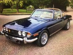 eBay: STUNNING TRIUMPH STAG AUTO 1974 #classiccars #cars