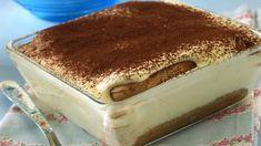 Tiramisú er en kremete dessertkake som regnes som Italias nasjonaldessert. I dessertens hjemland bruker man Savoiardikjeks, også kalt ladyfingers og mascarp...