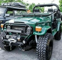 RebelMotorheadGarageYou can find Toyota trucks and more on our website. Toyota Autos, Toyota Fj40, Toyota Trucks, Cool Trucks, Pickup Trucks, Jeep 4x4, Jeep Truck, Tacoma Truck, Toyota Land Cruiser