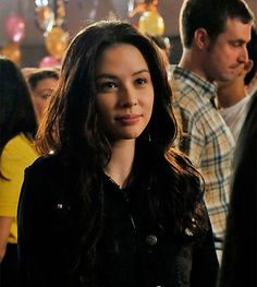 Anna (Malese Jow) - TVD - The Vampire Diaries