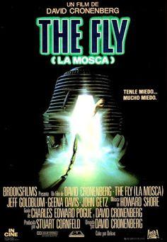 El Oscuro Rincón del Terror: LA MOSCA: THE FLY.