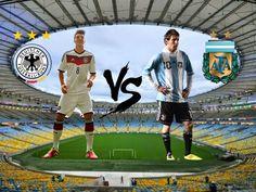 Prediksi Jerman vs Argentina : Misi Menghapus Kutukan Tim Eropa Di Tanah Amerika Latin. - Akhirnya Piala Dunia memasuki pertandingan puncaknya. Event akbar ini akan mempertemukan dua raksasa sepakbola dunia, yakni Jerman dan Argentina di Estadio Maracana, Senin (14/7) dini hari nanti.
