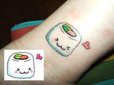 My new tattoo~ I love it.