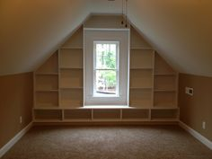 finishing attic space ideas | room, converted attic space above