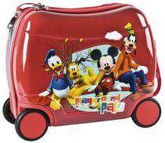 Maleta para niños de Disney Modelo Mickey y sus amigos.