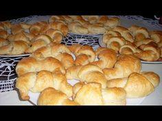 Przepis na ekspresowe rogaliki krucho-drożdżowe - YouTube Bread, Food, Youtube, Kuchen, Sandwich Spread, Brot, Essen, Baking, Meals