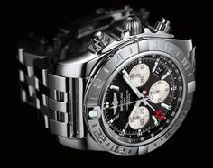 My Breitling made to measure - Breitling Chronomat 44 GMT - Swiss travel chronograph