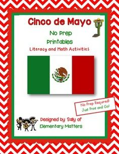 Literacy and Math activities for second graders with no prep! Just print and enjoy your students having worthwhile learning experiences with a fun theme!