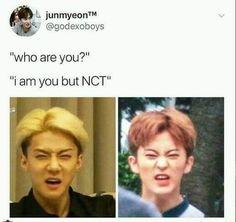 (notitle) - k-pop - Info Korea K Pop, Mean Humor, Xiuchen, Z Cam, Nct Life, Funny Kpop Memes, Relationship Memes, Meme Faces, Kpop Groups