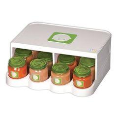 Universal Baby Food Jar Storage Organizer