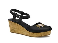 Swedish Hasbeens - Kassi's Cork Wedge. I will be saving up my pennies for these!