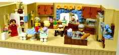 LEGO Set Based on NBC's Classic Sitcom 'The Golden Girls' Under Review to Become an Official LEGO Product