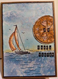 Kortti merelliselle miehelle