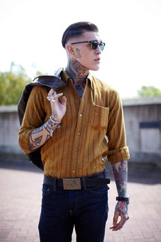 Street Style: Young and Bold at London's Grad Fashion Week - The Cut