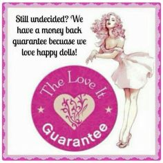 Do you know any other Make up company that gives a quibble free 14 day refund?  Younique rocks!  Come try it