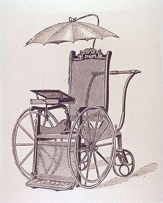 L'Historique d'un monde nommé Handicap - La réadaptation avec le temps - History of disability and Rehabilitation - Histoire du Fauteuil roulant - Wheelchairs through thes ages
