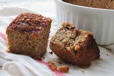 paleo coffee cake - wow...just wow! :)